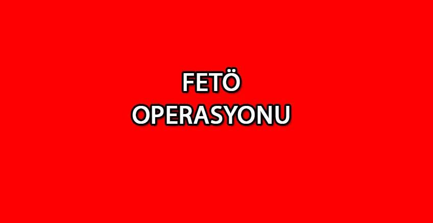 FETÖ Operasyonu: 25 Şüpheli Göz Altında