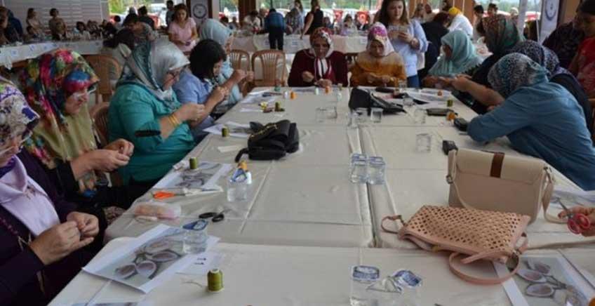 Biga'da Yöresel Yemek Yarışması