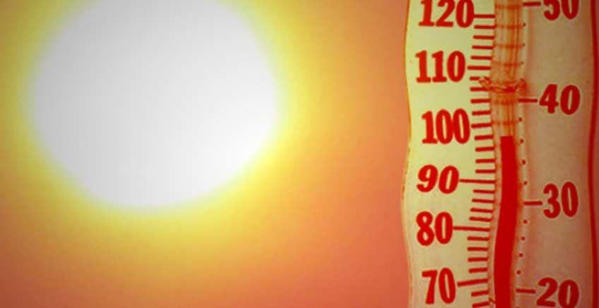 Çanakkale'de Sıcaklıklar Normale Dönüyor