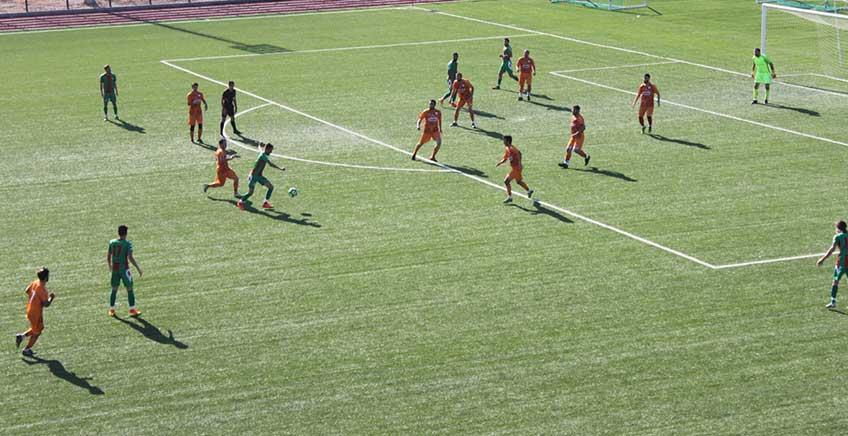 Ezinespor 2 Arslancaspor 0
