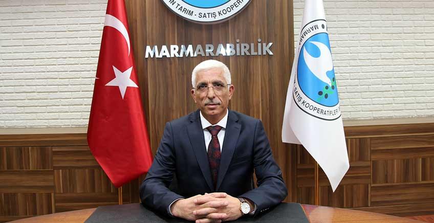 Marmarabirlik Yönetim Kurulu Başkanı Asa'dan Açıklama