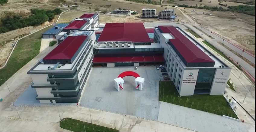Mehmet Akif Ersoy Devlet Hastanesi Hizmete Başladı