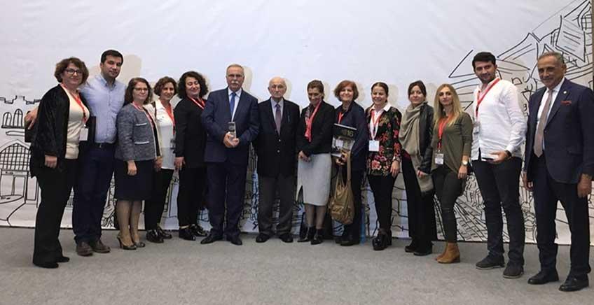 TKB'den Çanakkale Belediyesi'ne Ödül