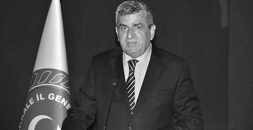 İl Genel Meclisi Üyesi Cahit Özer Vefat etti