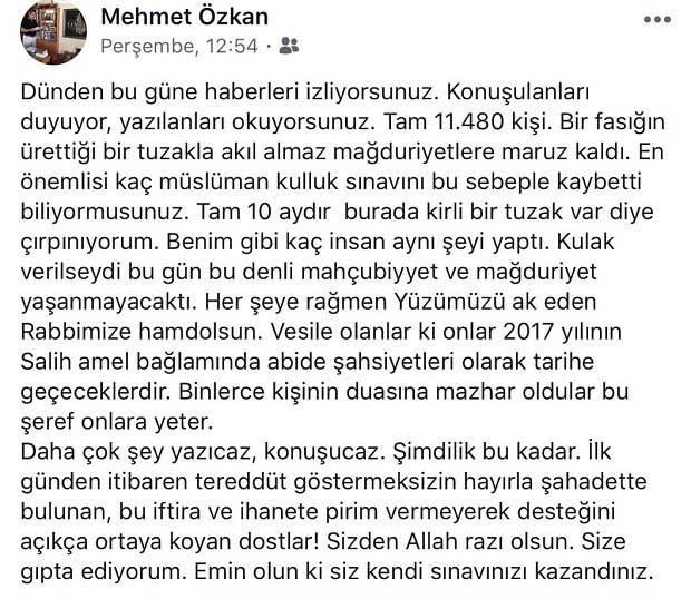 Mehmet Özkan Bylock