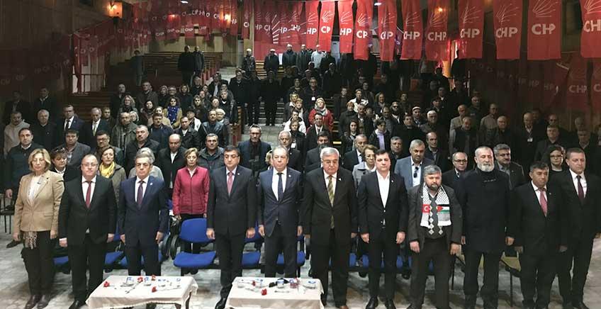 CHP Ayvacık İlçe Kongresi Yapıldı