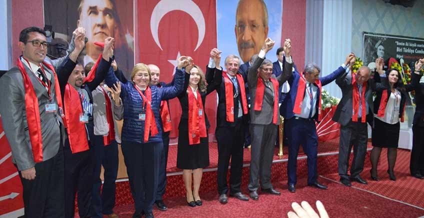 CHP Gelibolu İlçe Kongresi Yapıldı