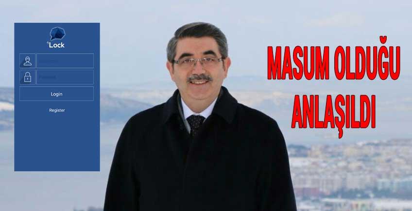 Mehmet Özkan Bylock'tan Aklandı