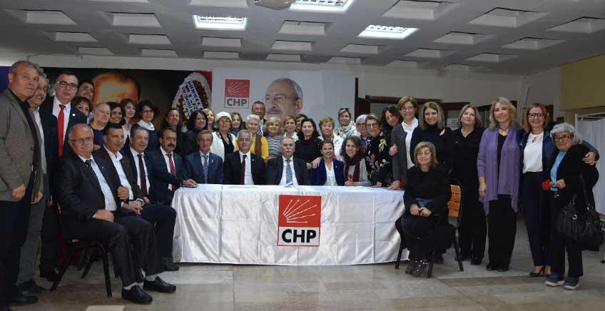 CHP Çanakkale İl Başkanı İsmet Güneşhan Oldu