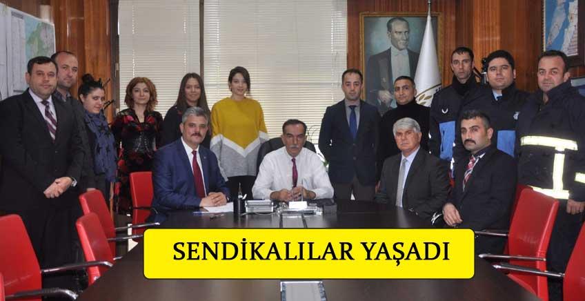 Sosyal Denge Tazminatı Sözleşmesini İmzaladılar