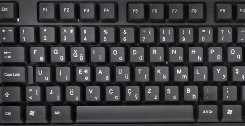 Bilgisayarda Hızlı Klavye Kursu Açılıyor