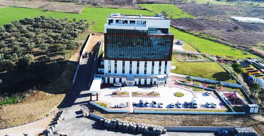 Lapseki Devlet Hastanesi Yarın Hizmete Açılıyor